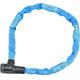ABUS 5805K Steel-O-Chain Zapięcie rowerowe niebieski